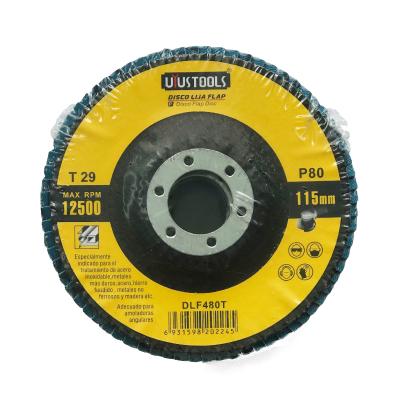 disco-lija-flat 115mm